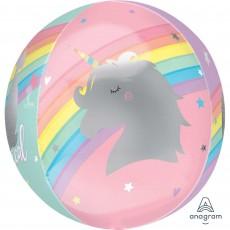 Magical Unicorn Magical Rainbow Unicorn Shaped Balloon