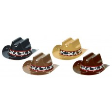 Cowboy & Western Mini Cowboy Hats Head Accessories