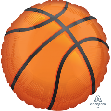 Basketball Fan Jumbo XL Shaped Balloon