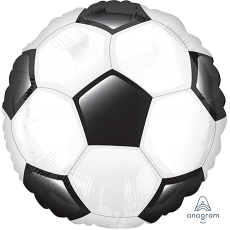 Soccer Jumbo HX Goal Getter  Ball Shaped Balloon