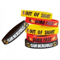 Incredibles 2 Rubber Bracelet Favours