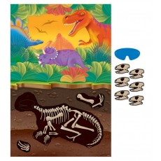 Dinosaur Prehistoric s Party Game
