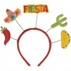 Mexican Fiesta Deluxe Headbopper Head Accessorie