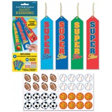 Misc Occasion Value Pack Ribbon Awards