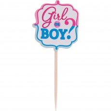 Gender Reveal Party Picks