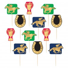 Horse Racing Derby Day Party Picks Pack of 24