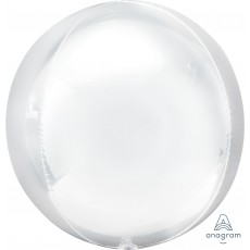 White Shaped Balloon
