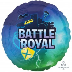 Battle Royal Standard HX Foil Balloon 45cm