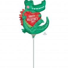 Valentine's Day Mini Shape Shaped Balloon