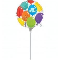 Happy Birthday Celebration Balloons Foil Balloon