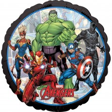 Avengers Standard Marvel Powers Unite Foil Balloon
