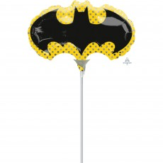 Batman Mini Shaped Balloon