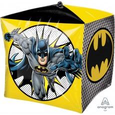 Cubez Batman UltraShape Foil Balloon 38cm x 38cm