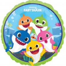 Baby Shark Standard HX Foil Balloon