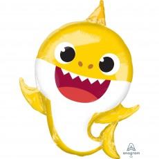 Baby Shark SuperShape XL Shaped Balloon
