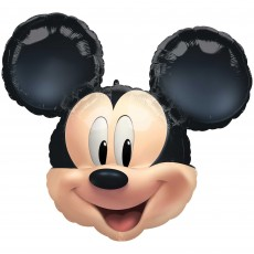 Mickey Mouse Forever SuperShape XL Shaped Balloon 63cm x 55cm