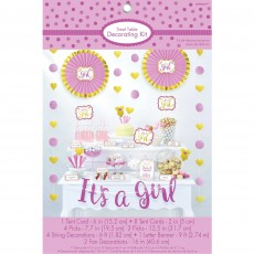 Baby Shower - General Candy Buffet Decorating Kit