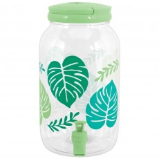 Hawaiian Luau Jungle Drink Dispenser Misc Accessorie