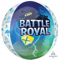 Battle Royal Party Decorations - Shaped Balloon