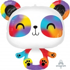 Jungle Animals Party Decorations - Shaped Balloon SuperShape XL Panda