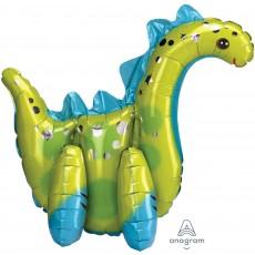 CI:Multi-Balloon Stegosaurus Dinosaur Shaped Balloon 48cm x 58cm