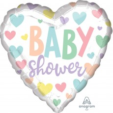 Baby Shower - General Standard HX Love Shaped Balloon