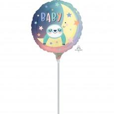 Sloth Foil Balloon