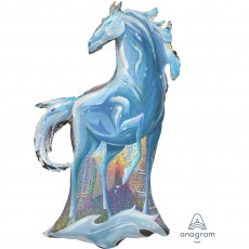 Disney Frozen 2 SuperShape Holographic Nokk the Water Spirit Shaped Balloon
