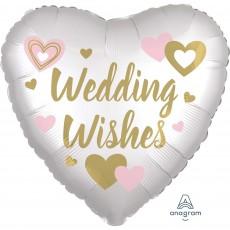 Wedding Party Decorations - Shaped Balloon Satin Standard XL
