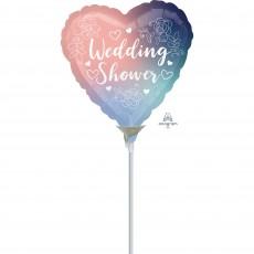 Bridal Shower Shaped Balloon