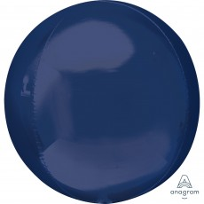Blue Navy  Shaped Balloon