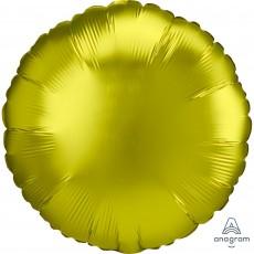 Green Satin Luxe Lemon Standard HX Foil Balloon