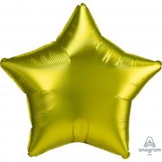 Green Satin Luxe Lemon Standard XL Shaped Balloon