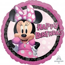 Minnie Mouse Forever Mini Foil Balloon