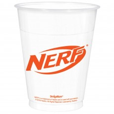 Nerf Plastic Cups