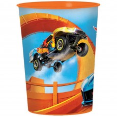 Hot Wheels Wild Racer Favour Plastic Cup