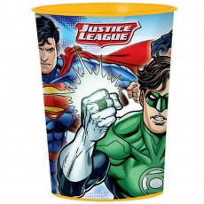 Justice League Souvenir Plastic Cup