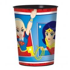 Super Hero Girls Favor Plastic Cup