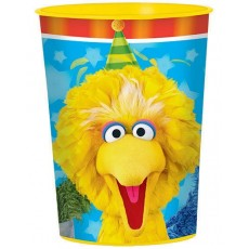 Sesame Street Favour Plastic Cup 473ml
