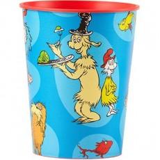 Dr Seuss Favour Plastic Cup 473ml