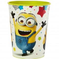 Minions Despicable Me Favour Plastic Cup 473ml