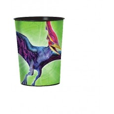 Jurassic World Souvenir Cup Plastic Cup 473ml