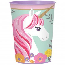 Magical Unicorn Favour Plastic Cup