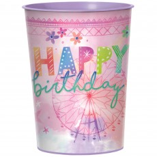 Girl-Chella Favour Plastic Cup
