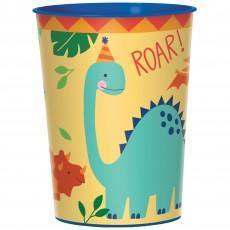 Dinosaur Dino-Mite Favour Plastic Cup