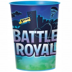 Battle Royal Favour Plastic Cup