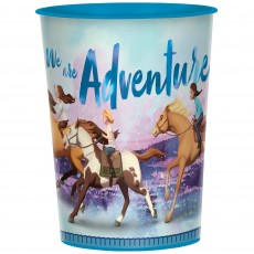 Spirit Riding Free Favour Plastic Cup