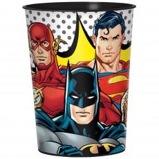 Justice League Heroes Unite Favour Plastic Cup