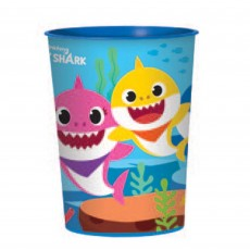 Baby Shark Favour Plastic Cup