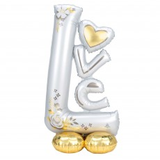 Love CI: AirLoonz Shaped Balloon 73cm x 147cm